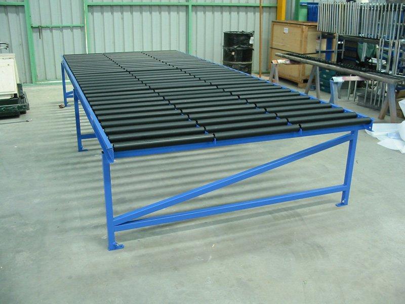 Roller Conveyors | Industrial Conveying (Aust) PTY LTD
