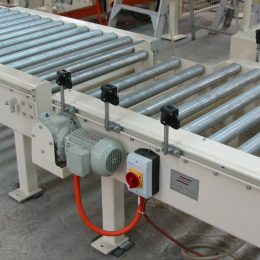 Roller Conveyors | Industrial Conveying (Aust) PTY LTD