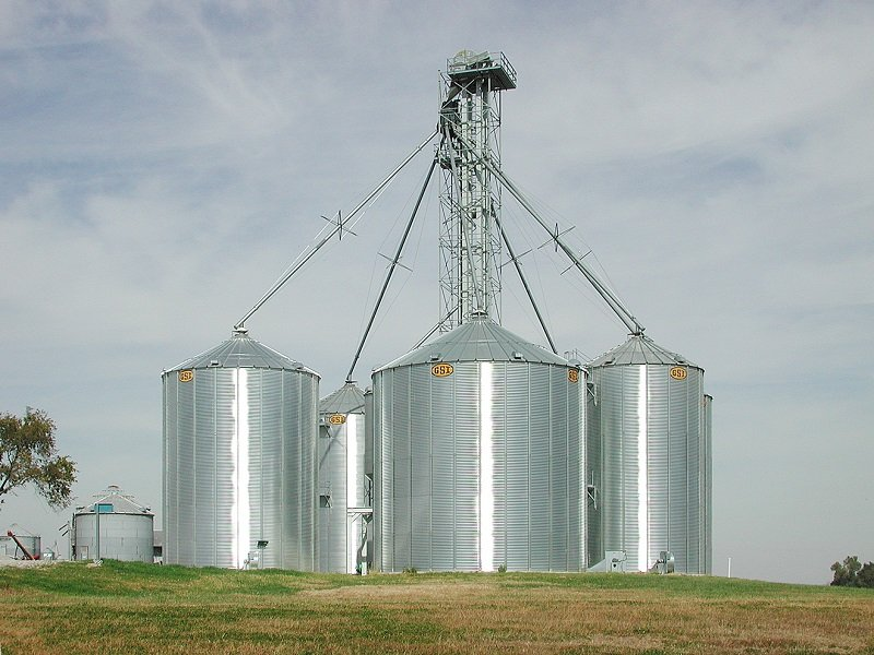 Grain Logistics Solutions - Storage