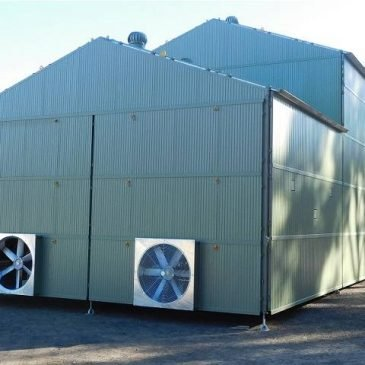 Innovative world-first relocatable acoustic enclosure